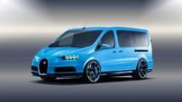 Sẽ thế nào nếu Bugatti hay Porsche sản xuất xe van?