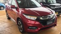 Crossover cỡ nhỏ Honda HR-V 2018 xuất hiện tại các đại lý chính hãng