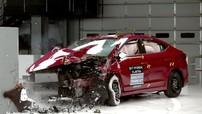 Hyundai Elantra 2018 xuất sắc giành giải thưởng an toàn Top Safety Pick+
