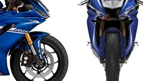 Phải chăng đây là diện mạo mới của Yamaha R25/R3 2019?