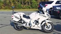 Yamaha FJR1300P của cánh sát Mỹ có gì đặc biệt?