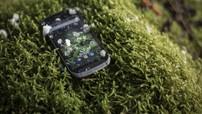 """Land Rover giới thiệu mẫu điện thoại thông minh và """"siêu bền"""""""