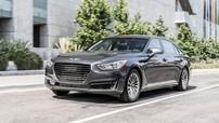 Genesis của Hyundai là nhãn hiệu sản xuất những chiếc xe tốt nhất năm 2018