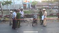 Sài Gòn: Thanh niên điều khiển Suzuki Raider R150 bị dải ta-luy cắt trúng cổ, tử vong