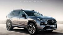 Toyota RAV4 2019 sẽ có thiết kế hầm hố như thế này?