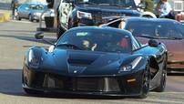 """Em gái cô Kim """"siêu vòng ba"""" được bạn trai tặng siêu xe Ferrari LaFerrari"""