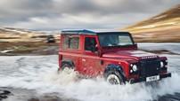 """Land Rover Defender Works V8 - Xe off-road gần 5 tỷ """"cháy hàng"""" chỉ sau 1 tháng"""