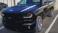 Diện kiến siêu bán tải Chevrolet Silverado mạnh 800 mã lực