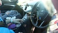 Sedan hạng sang Audi A6 thế hệ mới lộ nội thất giống A7 Sportback