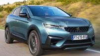 Peugeot 4008 - xe lai giữa coupe và SUV - sẽ ra mắt vào năm 2020