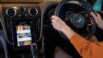 Xe hơi tích hợp khả năng tự thanh toán hóa đơn