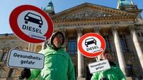 Xe chạy diesel dự kiến sẽ bị cấm diện rộng ở Đức