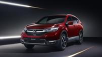 Honda CR-V 2019 phiên bản châu Âu có thêm tùy chọn Hybrid và 7 chỗ ngồi