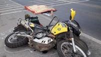 """Bình Thuận: """"Phượt thủ"""" điều khiển mô tô tử vong vì tai nạn giao thông"""