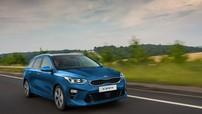 Kia Cee'd Sportwagon đã sẵn sàng cho triển lãm Geneva 2018