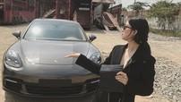 Nữ biker 9X Huế tậu xe sang Porsche Panamera 2018 gần 6 tỷ Đồng