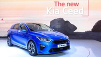 Kia Cee'd 2019 - đối thủ của Ford Focus chính thức trình làng tại Geneva