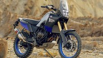 Yamaha ra mắt xe việt dã hạng nặng Yamaha Tenere 700 World Raid Edition