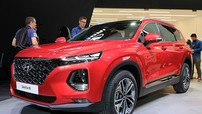 Hyundai Santa Fe 2019 ra mắt tại triển lãm Geneva 2018 với động cơ mới