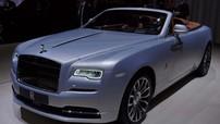 """Rolls-Royce trình làng """"xe mui trần hấp dẫn nhất thế giới"""" Dawn Aero Cowling"""