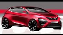 VINFAST bất ngờ sản xuất xe điện và xe hatchback cạnh tranh Hyundai i10