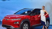 Hyundai Kona Electric - Crossover chạy điện cỡ B đầu tiên trên thế giới