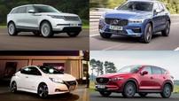 """Mazda CX-5, Range Rover Velar và Volvo XC60 tranh giải """"Xe của năm 2018"""""""