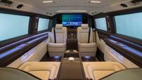 """OKCU V-Class Signature Edition - """"Du thuyền mặt đất"""" sánh ngang Rolls-Royce"""
