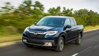 Xe bán tải Honda Ridgeline 2019 có giá khởi điểm dưới 30.000 USD