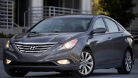 Túi khí của Hyundai Sonata có thể không bung trong tai nạn