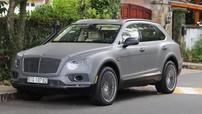 Bentley Bentayga gắn ống thở Safari của đại gia Trung Nguyên lên báo nước ngoài