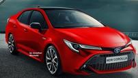 Toyota Corolla Altis 2019 phải chăng sẽ có thiết kế như thế này?