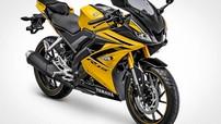 Yamaha R15 2018 ra mắt với phuộc USD vàng, giá 56 triệu VNĐ
