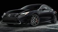 """Coupe hạng sang Lexus RC có thêm phiên bản """"bóng đêm"""""""