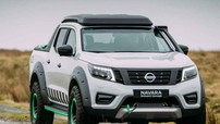 Nissan Navara Off-Roader - đối thủ tương lai của Ford Ranger Raptor