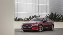 Sedan cỡ trung Mazda6 2018 có giá khởi điểm từ 21.950 USD