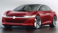 Volkswagen I.D. Vizzion - Xe điện tự lái sẽ ra mắt vào năm 2022