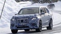 SUV siêu sang Mercedes-Maybach GLS sắp ra mắt, cạnh tranh Bentley Bentayga