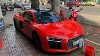"""Thêm siêu xe Audi R8 V10 Plus """"hàng lướt"""" được chủ nhân rao bán"""