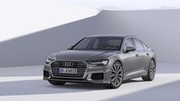 Audi A6 2019 sẽ trang bị động cơ tăng áp V6 và góp mặt ở triển lãm New York 2018
