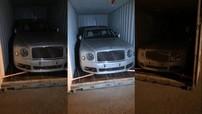 """Xem màn """"khui công"""" chiếc Bentley Mulsanne Speed thế hệ mới đầu tiên tại Việt Nam"""