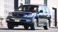 Sau 17 năm bị ăn trộm, chiếc Lexus LX470 được rao bán với giá cao