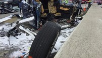 Tesla Model X gặp tai nạn kinh hoàng khiến người lái thiệt mạng