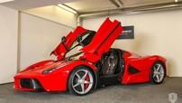 """Cách xa nhau hơn 6.000 km, cặp đôi Ferrari LaFerrari vẫn có chung mức giá bán """"cắt cổ"""""""