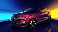 Volkswagen Atlas bản 5 chỗ thể thao hơn sẽ ra mắt vào tuần sau