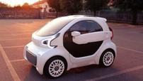 LSEV - Ô tô in 3D sản xuất hàng loạt đầu tiên trên thế giới