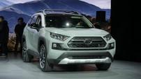 Đánh giá nhanh Toyota RAV4 2019: Honda CR-V và Mazda CX-5 hãy coi chừng!