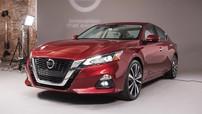 Đánh giá nhanh Nissan Altima 2019: Quyết đấu Toyota Camry và Honda Accord
