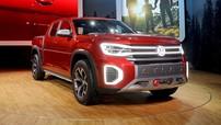 Volkswagen Atlas Tanoak - Xe bán tải cỡ trung ấn tượng