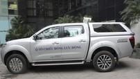 Xe bán tải Nissan Navara được lựa chọn làm xe chiếu bóng lưu động, đưa phim ảnh đến nhiều bản làng